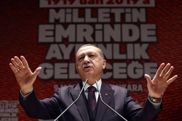 Erdoğan akademik yıl açılış töreninde konuşuyor: Bilim odaklı yapıya geldik...
