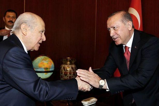 MHP'li vekilden AKP ile MHP birleşsin önerisi: Yeni parti kuralım, adı CİP olsun
