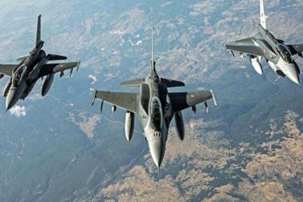 Suriye: 'Hava savunmamız İsrail, ABD ve Türk uçaklarına karşı koymaya hazır'