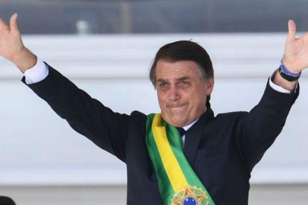 Brezilya'nın işkenceyi savunan faşist yeni başkanı 'ülkeyi ahlaki olarak ters değerlerden kurtaracağını' söyledi