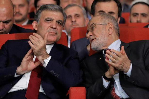 'Saadet Partisi'nin ismi değişecek, başına Gül geçecek' iddiası