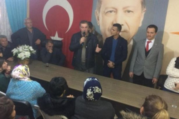 VİDEO | AKP'li Başkan 'hırsızlıkla' suçlanan adayı savundu: Hırsız bizim hırsızımız