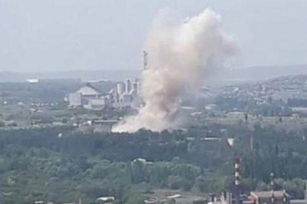 Ankara MKEK'de göz göre göre gelen patlama