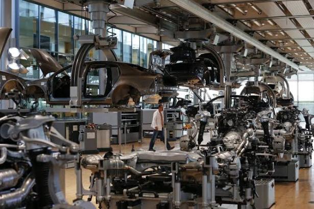 Alman otomotiv sektörü küçüldü: Sebebi Trump mı?