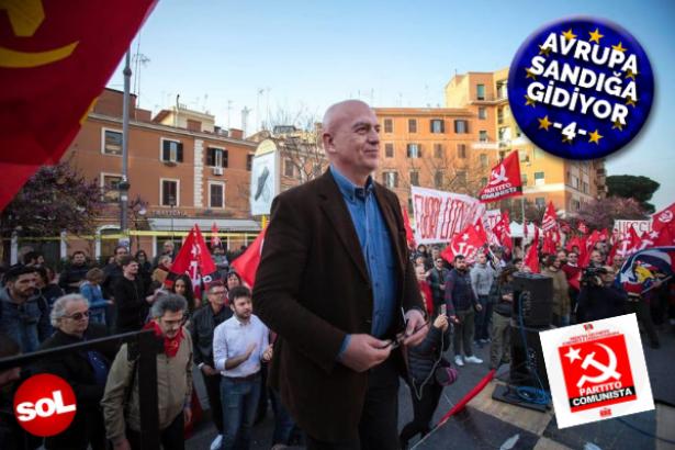 İtalya'da Komünist Parti seçimlere giriyor