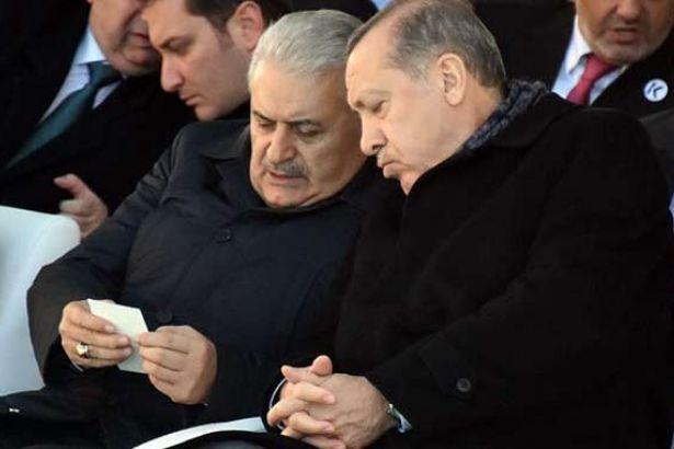 Cumhurbaşkanı Erdoğan'ı Binali Yıldırım ikna etmiş