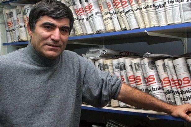 İşte faşizmin 'gerçek hukuku': Devrimciler içeri 'çakallar dışarı': Hrant Dink cinayeti davasında iki tahliye