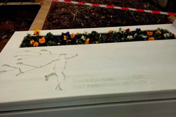 berkin elvan anma feriköy mezarlığı