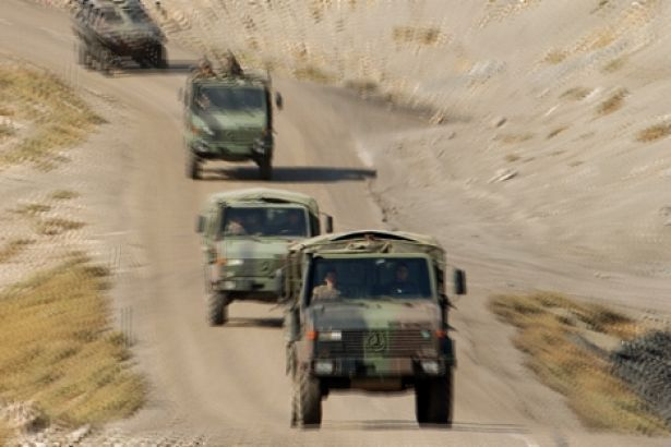 Hakkari'de bir asker yaşamını yitirdi