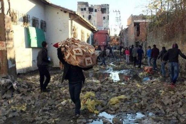 Sur'daki cenazeyi almak için 19 kez Diyarbakır'a geldi sonuç alamadı