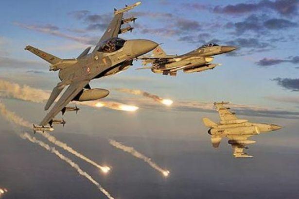 ABD öncülüğündeki koalisyon Suriye'de sivilleri hedef aldı!