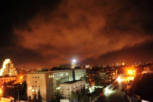 İslamcı camiada ABD sevinci: Suriye'ye saldırıları yetersiz buldular, devamını istediler