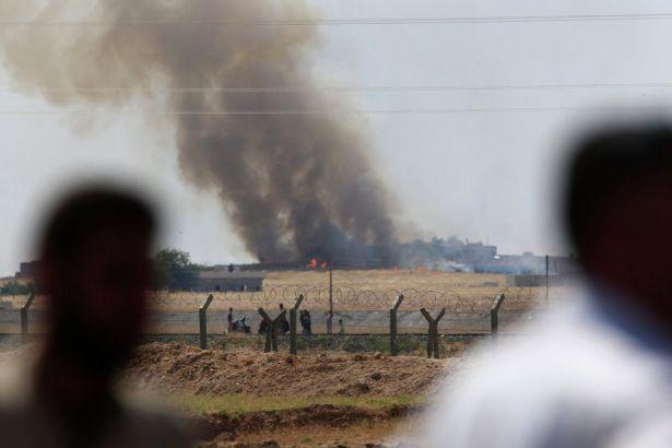 ABD koalisyonu Deyrezzor'da yine sivilleri hedef aldı