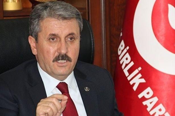 BBP'den 'idam' açıklaması: Ekim'de teklifi vereceğiz