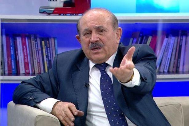 AKP'lilere sallamakta sınır yok: Burhan Kuzu: Gezi olaylarını üçüncü havalimanını kıskanan Almanlar yaptı!