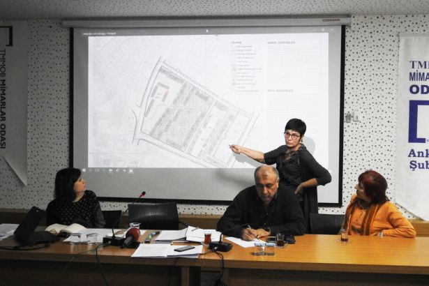Mimarlar: Saraçoğlu'nun altını oyacaklar, dava açacağız!