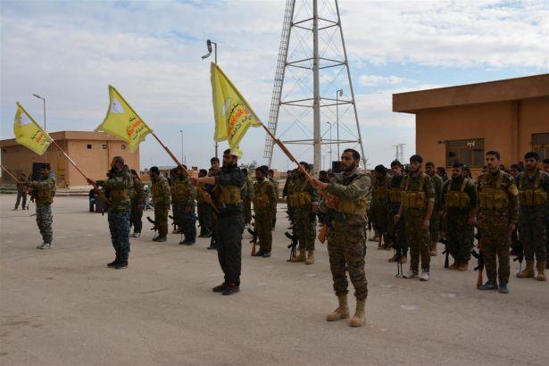 DSG, IŞİD ile ilgili son operasyona başladığını duyurdu