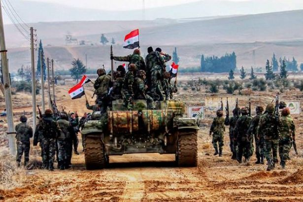 Rus askerleri Tel Rıfat'tan çekildi. Suriye Ordusu TSK'yı saldırılara karşı uyardı