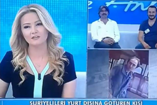 İşte AKP ve yandaş kanalı: Müge Anlı programına insan kaçakçısı çıkarttı, üstelik alkışlattı