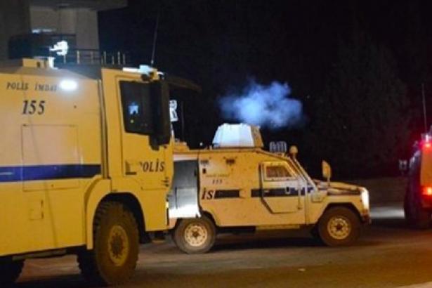 Yüksokovada polis aracına roketatarlı saldırı: 1 yaralı