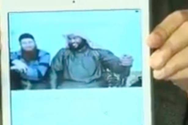 Gözaltına alınan Hüsnü Mahalli, AKP'nin Halep'te kurtarmak istediği cihatçıları böyle göstermişti