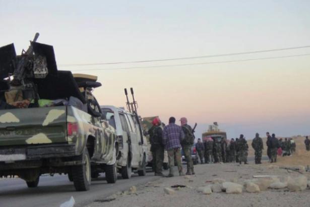 Suriye ordusu İdlib harekâtına hazırlanıyor