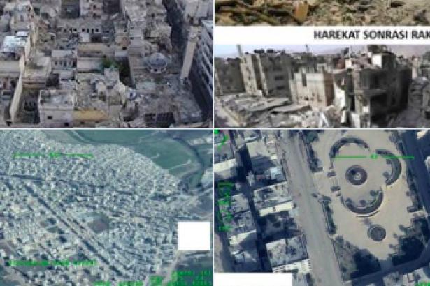 TSK'den Afrin paylaşımı: Siviller, tarihi eserler, dini yapılar...