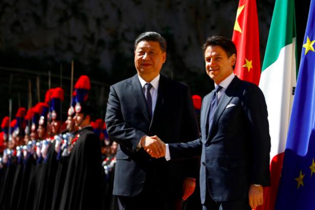 İtalya, Çin'in Kuşak ve Yol Projesi'ne destek veren ilk G7 ülkesi