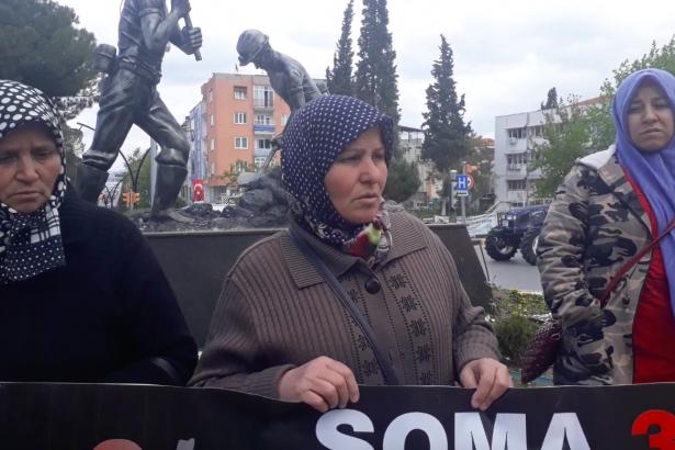 Soma Katliamı davasındaki skandal karara ailelerden tepki: Adalet zenginlerin, fakirlere adalet yok!