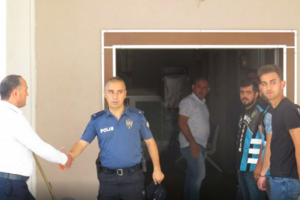şişli trafik magandaları AKP seyidoğlu polis