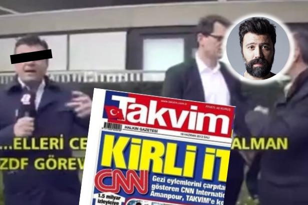 Skandallar gazetesi Takvim'den skandal yorum yaftası