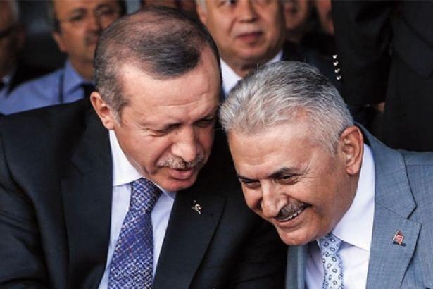 erdoğan ve yıldırım ile ilgili görsel sonucu