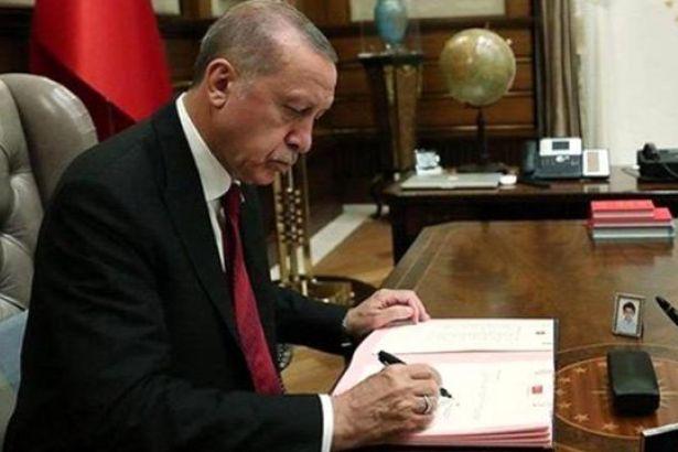 Erdoğan üç üniversiteye rektör atadı: İsimler şaşırtmadı