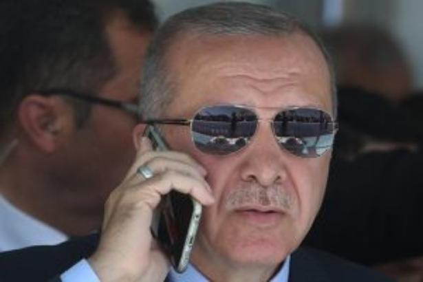 Erdoğan'dan Emine Bulut'un babasına telefon: Allah sabrınızı artırsın