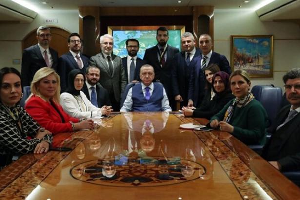 Erdoğan: Libya'ya askeri güç göndermiyoruz, eğitici kadro gönderdik