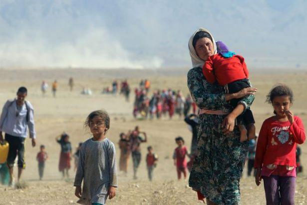 Êzidîlerin talebi: DAİŞ'liler halka açık yargılanmalı