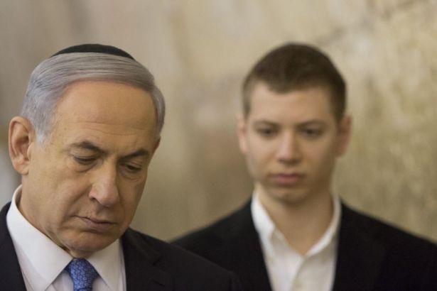 Facebook, Netanyahunun Müslümanlar, İsraili terk etsin diyen oğlunu engelledi 1