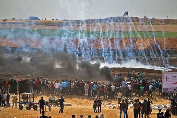 Gazze'de İsrail tarafından katledilenlerin sayısı 66'ya yükseldi