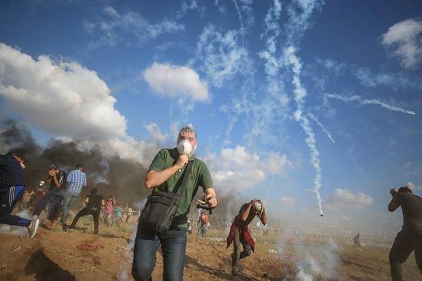 Siyonizm'in Filistin Halkına Saldırıları Sürüyor...