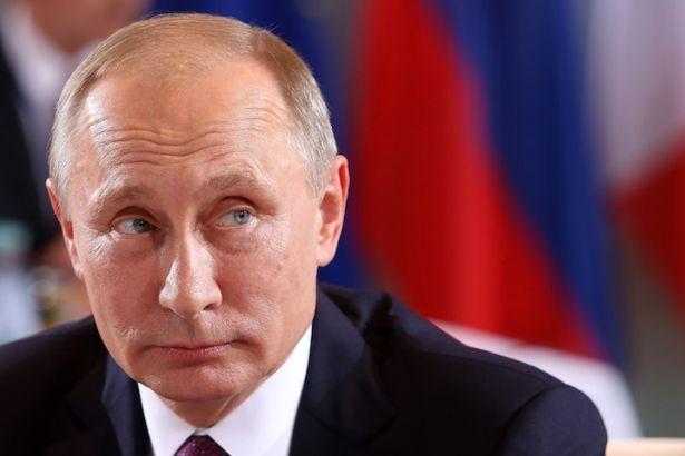 Putin: Savaş yarışı başlatmak istemiyoruz