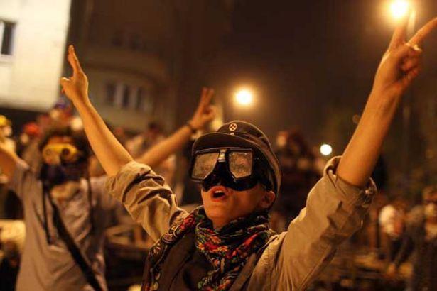 Gezi İsyanı Erdoğan'a da lazım oldu!