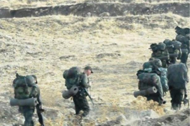 Hakkari'de patlama: Bir asker yaşamını yitirdi