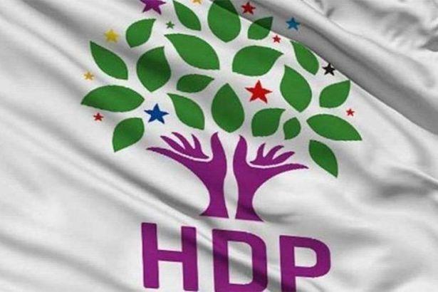 HDP Davutoğlu'nun çözüm süreci açıklamalarına Meclis araştırması istedi