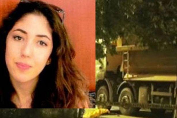 AKP Cumhuriyeti: Şule İdil'i ezen kamyonun şoförü: Cenab-ı Allah böyle nasip etmiş