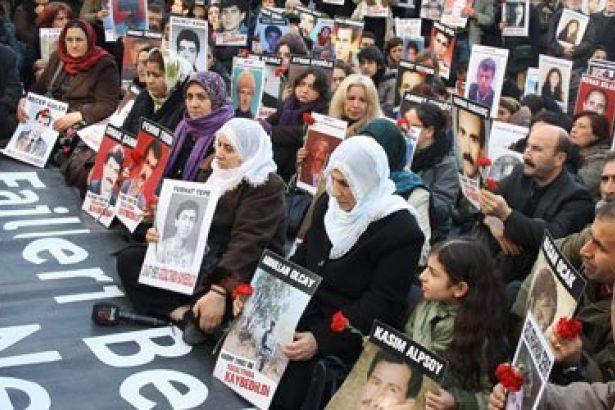 Cumartesi Anneleri 707'nci hafta: Polis engeline rağmen açıklama okundu