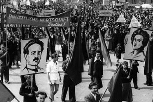 'Ya sosyalizm ya barbarlık' diyen Rosa Luxemburg ve yoldaşı Karl Liebknecht 100 yıl önce bugün katledildiler