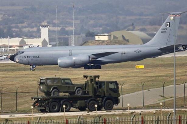 Pentagon kaynağı: İncirlik için Türkiye'yle diyalog kurmaya çalışıyoruz