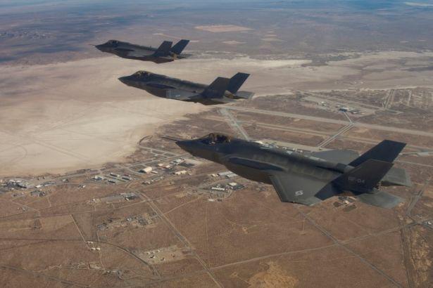 ABD  Türkiye'ye F-35 satışını askıya aldı