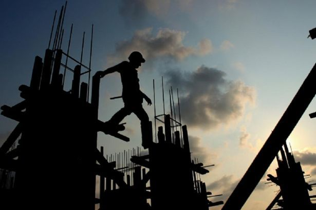 Konya'da iş cinayeti: Yüksekten düşen işçi yaşamını yitirdi