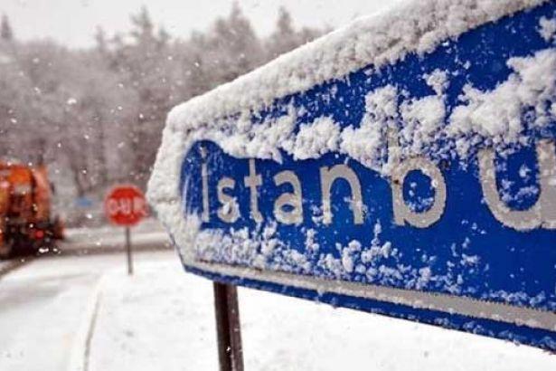 İstanbul'da beklenen kar başladı! ile ilgili görsel sonucu